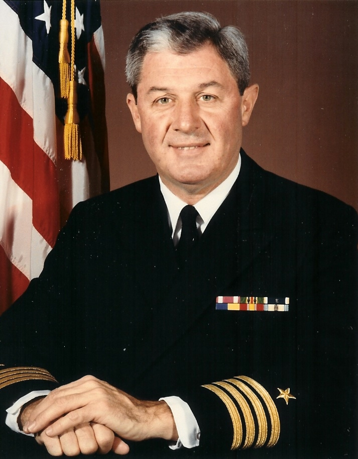 Captain Donald Morency,  		USN (ret)
